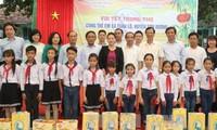 Председатель Нацсобрания Вьетнама совершила рабочую поездку в провинцию Туенкуанг
