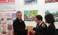Визит главы Компартии Вьетнама во Францию способствует расширению двустороннего сотрудничества