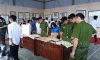 В провинции Баккан проходит выставка, посвящённая островам Хоангша и Чыонгша