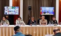 Онлайн-конференция высших должностных лиц в области обороны стран АСЕАН