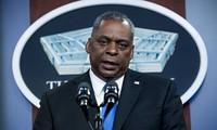 Министр обороны США отправляется в свою первую зарубежную поездку