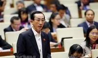 Депутаты Национального собрания верят в нового спикера парламента