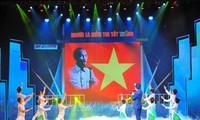 Празднование 110-летия со дня отбытия Хо Ши Мина из Вьетнама в поисках пути спасения Родины
