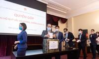 Вьетнамцы в России помогают соотечественникам на Родине противостоять глобальной пандемии Covid-19