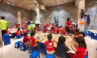 Культурно-креативное пространство на основе заброшенной фабрики