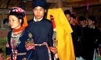 Свадебные обряды народности каолан в провинции Куангнинь