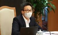 Рассмотрен проект генеральной стратегии противодействия глобальной пандемии COVID-19 в новых условиях