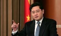 ปฏิกิริยาของจีนต่อแผนการปล่อยดาวเทียมของเปียงยาง