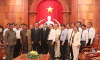 เวียดนามและกัมพูชาผลักดันความร่วมมือด้านการเกษตร