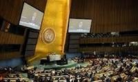 สมัชชาใหญ่สหประชาชาติประนามคำสั่งคว่ำบาตรของสหรัฐต่อคิวบา