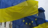 ประธานาธิบดียูเครนมีแผนจะลงนามข้อตกลงการค้ากับอียู