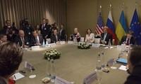 รัสเซียตำหนิการประเมินของสหรัฐเกี่ยวกับข้อตกลงเพื่อแก้ไขวิกฤตในยูเครน