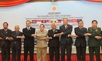 ที่ประชุมเอดีเอ็มเอ็มครั้งที่๘  ร่วมแรงร่วมใจเพื่อสันติภาพและความมั่นคงในภูมิภาค