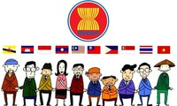 ชื่อของ๑๐ประเทศสมาชิกอาเซียน