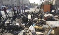 มีผู้ได้รับบาดเจ็บอย่างน้อย๗๐คนจากเหตุวางระเบิดพลีชีพในประเทศอิรัก