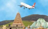 เวียดนามและอินเดียผลักดันความร่วมมือด้านการท่องเที่ยวและการบิน