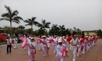 งานวัฒนธรรมและการกีฬาสำหรับผู้สูงอายุเวียดนามปี๒๐๑๕