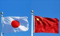 จีนและญี่ปุ่นบรรลุความเห็นพ้องเกี่ยวกับปัญหาสำคัญต่างๆ