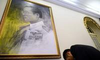 พิธีไว้อาลัยพระบาทสมเด็จพระเจ้าอยู่หัวภูมิพลอดุลยเดชในกรุงฮานอยและนครโฮจิมินห์