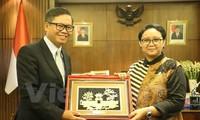 เวียดนามและอินโดนีเซียจะมีส่วนร่วมอย่างแข็งขันในอาเซียนต่อไป