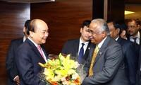 เวียดนามอำนวยความสะดวกให้แก่นักลงทุนอินเดียที่ประกอบธุรกิจในเวียดนาม