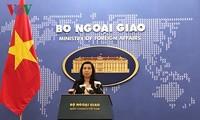 เวียดนามแสดลความยินดีต่อความพยายามรักษาสันติภาพในระยะยาวบนคาบสมุทรเกาหลี
