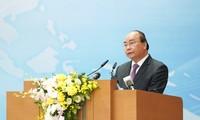 Онлайн-конференция «Усиление международной интеграции ради быстрого и устойчивого развития Вьетнама»