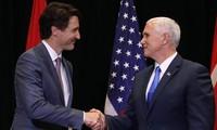 แคนาดาและสหรัฐยืนยันความสัมพันธ์หุ้นส่วนที่เข้มแข็ง
