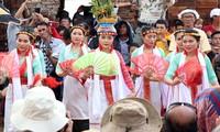 งานเทศกาลกาเตของชนเผ่าจามจังหวัดนิงถวน