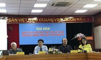 การเสวนาเกี่ยวกับสิทธิและผลประโยชน์ของเวียดนามในทะเลตะวันออกตามกฎหมายสากล
