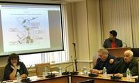 การสัมมนาเชิงวิชาการเกี่ยวกับการพิพาทในทะเลตะวันออกและแนวทางการแก้ไขปัญหา