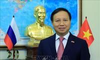 Destacan papel de Rusia en la política exterior de Vietnam