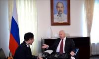 เสริมสร้างความสัมพันธ์มิตรภาพที่มีมาช้านานระหว่างเวียดนามกับรัสเซีย