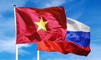 ในกระบวนการพัฒนาของเวียดนาม มีนิมิตหมายของความสัมพันธ์มิตรภาพที่มีมาช้านานเวียดนาม-รัสเซีย