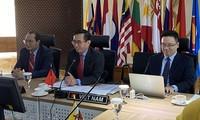 베트남, 아세안 연계성조정위원회 회의 주재