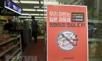 สาธารณรัฐเกาหลีและญี่ปุ่นกำหนดเวลาการฟื้นฟูการสนทนาด้านการค้า