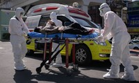 ทั่วโลกมีผู้เสียชีวิตเกือบ 5,400 รายจากการติดเชื้อโรคโควิด -19