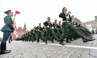รัสเซียประกาศเวลาจัดการเดินสวนสนามในโอกาสรำลึกครบรอบ 75 ปีวันชัยชนะเหนือลัทธิฟาสซิสต์