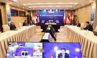 สื่อต่างชาติรายงานข่าวเกี่ยวกับการประชุมผู้นำอาเซียน