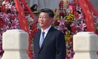 ประธานประเทศจีนพูดคุยผ่านทางโทรศัพท์กับนายกรัฐมนตรีสิงคโปร์และไทย