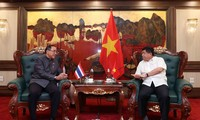 ส่งเสริมความร่วมมือด้านการลงทุนระหว่างเวียดนามกับไทย