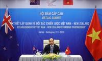 ความสัมพันธ์หุ้นส่วนยุทธศาสตร์เวียดนาม-นิวซีแลนด์จะเปิดโอกาสใหม่