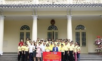 กิจกรรมบริจาคโลหิตของสถานทูตไทยประจำกรุงฮานอย