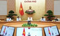 응우옌 쑤언 푹 국무총리, 공공투자 100%지출에 대한 빈투언성 약속환영