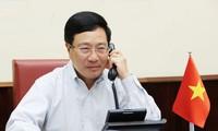เวียดนามจะประสานงานกับสหรัฐและหุ้นส่วนในการแก้ไขความท้าทายร่วมกัน