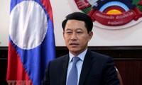 รัฐมนตรีต่างประเทศลาวชื่นชมอาเซียนที่เป็นองค์การระดับภูมิภาคที่ประสบผลสำเร็จที่โดดเด่น