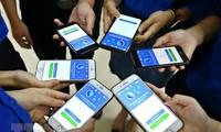 มีชาวเวียดนามใช้แอพพลิเคชั่น Bluezone 1 ล้านคนต่อวัน