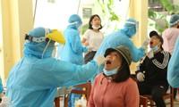 จังหวัดกว๋างนามและกรุงฮานอยปฏิบัติมาตรการต่างๆเพื่อรับมือการแพร่ระบาดของโรคโควิด -19