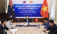 ผลักดันความสัมพันธ์หุ้นส่วนยุทธศาสตร์เวียดนาม-ออสเตรเลีย
