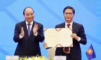 นิมิตหมายของเวียดนามในปีที่อาเซียนดำเนินงานอย่างมีประสิทธิภาพ
